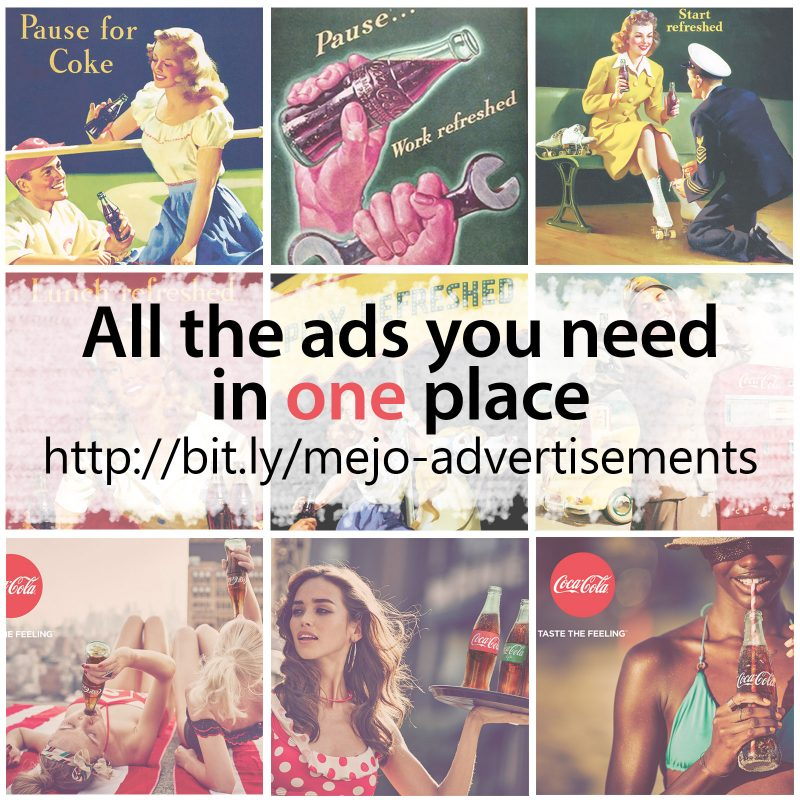 All the ads you need in one place