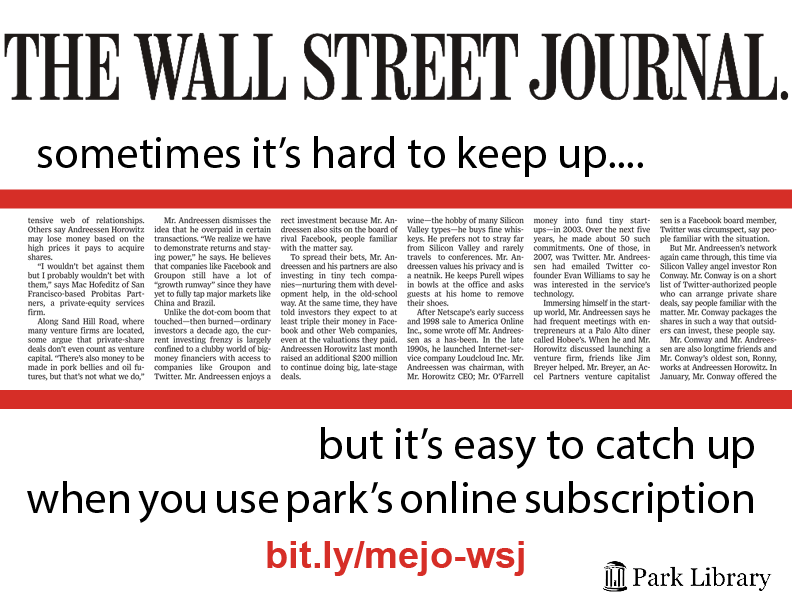 WSJ access graphic